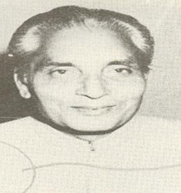 CPS Founder, Late Shri. Purushottam Lal Kaushik